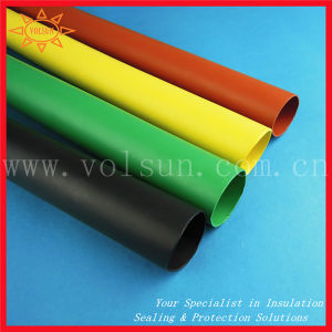 Flame Retardant 30mm Black and Red 1kv Heat Shrink Busbar Sleeve pictures & photos