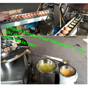 Automatic Egg Yolk and White Separator Egg Breaking Machine pictures & photos