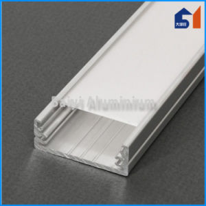 Aluminium Edge Profile with LED for Walls Proskirting Giled