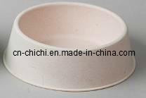 Pet Product/Cat/Dog/Pet Accessories/Bamboo Fiber/Bowls ZC-P20025M