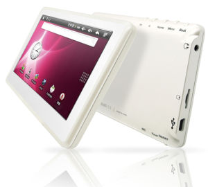 "4.3"" Touch Screen Internet Tablet PC for Android 4.0 (JS-PC001)"