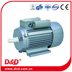Yc Ycl Yl Single Phase IEC60034 Tefc 220V 50Hz/60Hz 0.75kw 3HP 10HP 7.5kw 5.5kw Two Capacitors Electrical Motor Induction Motor