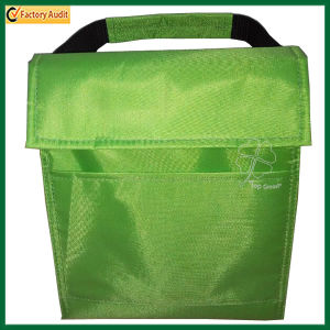 Promotion Green Polyester Picnic Lunch Cooler Bag (TP-CB342) pictures & photos