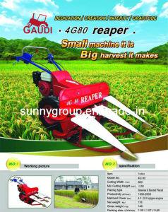 Mini Walking Rice & Wheat Swather (4G80) pictures & photos
