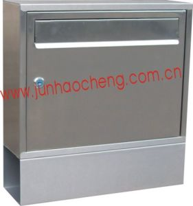 Stainless Steel Wall Mount Mailbox/Letter Box (JHC-2029S)