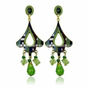 Trendy Bohemia Style Resin Stone Earring (XER13083) pictures & photos