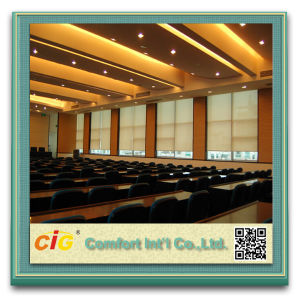 Wholesale PVC Polyester Blackout Fabric Roller Blinds pictures & photos