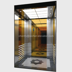 Srh China Residential Passenger Elevator Lift System pictures & photos