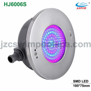 Stainless Steel Underwater Lamp LED Swimming Pool Light IP68