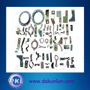 Customized Aluminum Sheet Metal Stamping Punching Parts pictures & photos