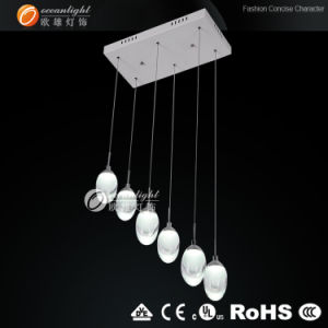 New Design China Lamp Manufacturer LED Acrylic Chandelier, Lighting Fitting (OM88178-6) pictures & photos