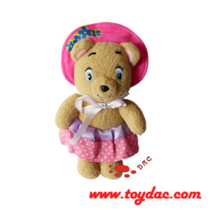 Plush Small Bear Toy pictures & photos