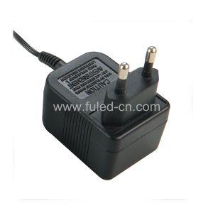 European Plug Linear AC AC Adapter