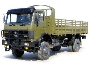 Beiben 4 Wheel Drive Military Trucks