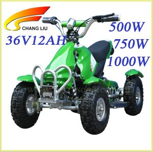 Electric ATV with CE Kids ATV Mini ATV off Road