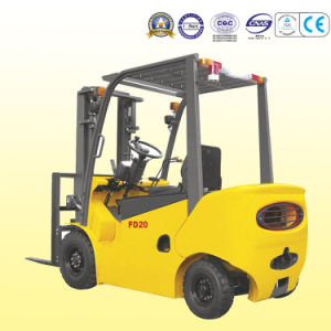 Gasoline Engine Powered Forklift Truck pictures & photos