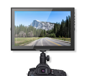 "10.1"" 3G-Sdi Monitor for Field Broadcasting & Making Movies pictures & photos"