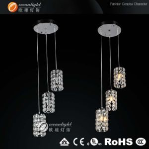 Home Decoration Lamp, Hotel for Sell, Metal Chandelier (OM88147-3b) pictures & photos