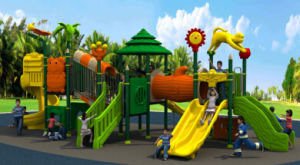 Wood Series Outdoor Playground HD15A-027A pictures & photos
