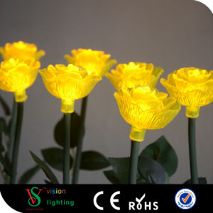 Holiday Decoration LED Rose Light pictures & photos