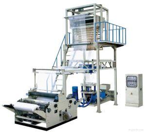 Plastic Film Extruder (Film Blowing Machine) pictures & photos
