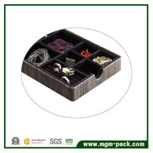 Promotional Divided Jewelry Tray with Lid pictures & photos