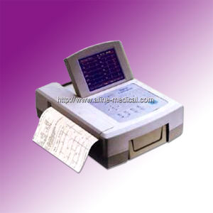 Twelve Channel Intepretive ECG Machine (MK24) pictures & photos
