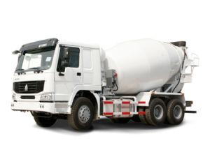7cbm Sinotruk HOWO 6X4 Mixer 371 HP Concrete Mixer Truck