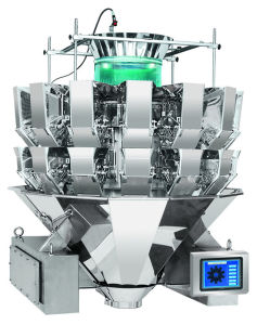 14 Heads Multihead Weigher for Chopped Lettuce Packaging Machine pictures & photos