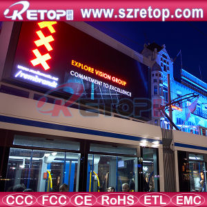 16mm Outdoor LED Display/LED Screen pictures & photos