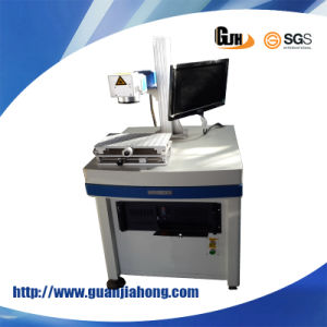 10W/20W Metal Fiber Laser Marking Machine pictures & photos