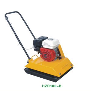100b Hand Mini Road Vibratory Plate Compactor with Honda Engine pictures & photos
