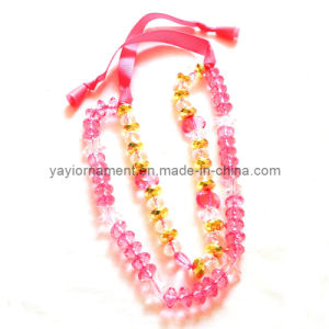 Crystal Necklace/Beautiful Dresses Accessories/Clothing Accessories (YY-06-015)
