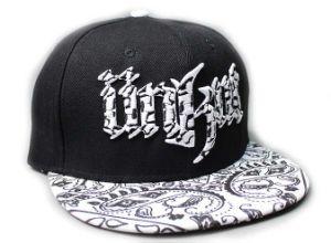 Popular Fashion Black a Hip Hop Baseball Caps (03005) pictures & photos