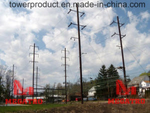 Double Circuit Catenary Pole Structure (MGP-DCP007) pictures & photos
