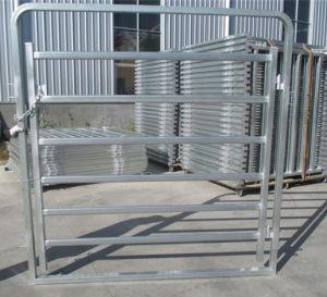 Galvanising Cattle Panel Gate Hot Sale in Australia pictures & photos