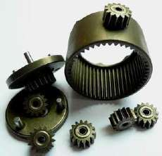 Brush DC Motor Pinion Gear of Powder Metallurgy pictures & photos