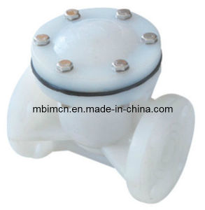PVDF Swing Type Check Valve pictures & photos