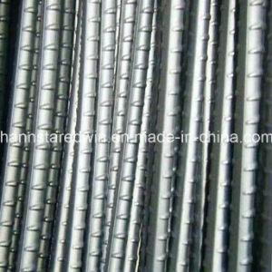 Steel Rebar, Deformed Steel Bar, Iron Rods for Construction/Concrete/Building pictures & photos