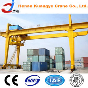 U Model Port Container Loading Gantry Crane