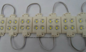 4chips SMD2835 LED Module with Ce RoHS pictures & photos
