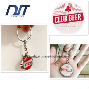 Italian Wine Bottle Cap Opener Keychain Fashion Pendant pictures & photos
