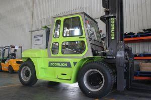Montacargas 10 Ton Forklift Carretilla Elevadora pictures & photos
