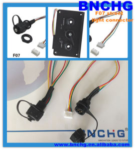 Turkey Hot HID Electronic Ballast Controller Quick Wire Connectors Types for Street Lamps