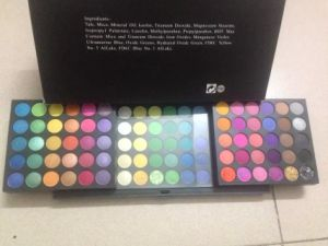 Mc180 Colors Eye Shadow Palette Set with 3 Layers Makeup Eyeshadow Pallets pictures & photos