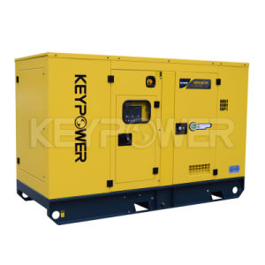 Soundproof and Weatherproof Design 17kw Silent Generator Diesel with Beinei Engine pictures & photos
