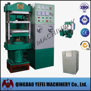 Rubber Floor Tiles Vulcanizing Press Machine EVA Shoe Making Machine pictures & photos