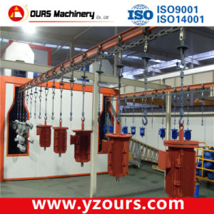 Industrial Powder Coating/Painting Equipment with Automatic Conveyor System pictures & photos