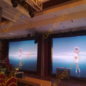 P6 Full Color Intdoor SMD LED Advertising Display pictures & photos
