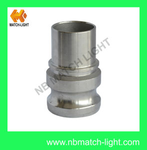 DIN Standard Stainless Steel Quick Coupling for Connecting Pipes pictures & photos